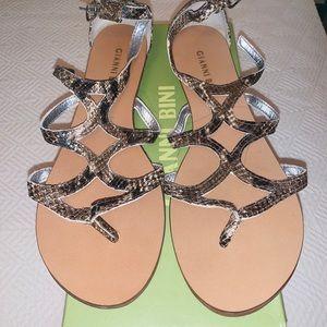 Gianni Bini sandals.